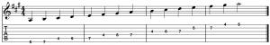 Armonizzazione scale maggiori