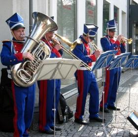 storia banda musicale