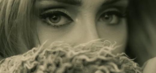 hello spartito di Adele
