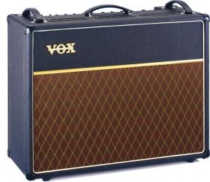 amplificatori vox chitarra elettrica