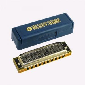 armonica a bocca blues cromatica