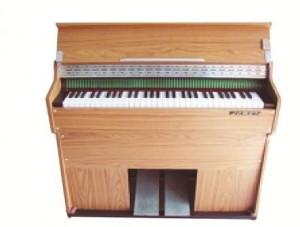 armonium a pedali