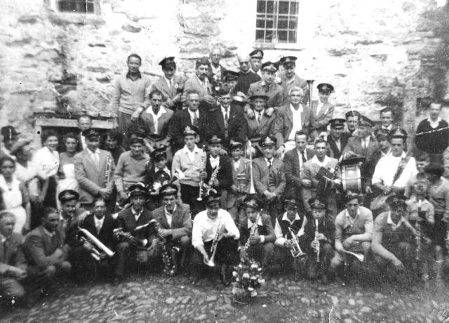 banda musicale origini storia