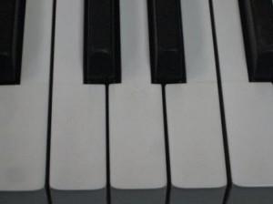 come suonare pianoforte senza vedere la tastiera