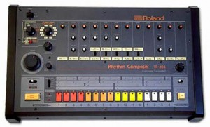 drum machine synth roland