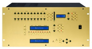 equalizzatore parametrico audio