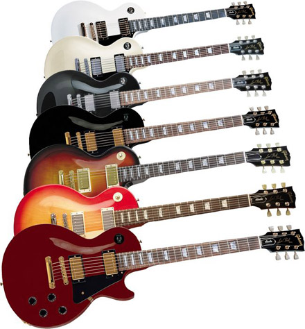 gibson les paul custom chitarra elettrica