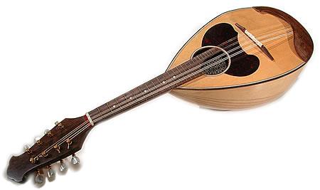 mandolino classico napoletano