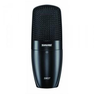 microfono a condesatore shure