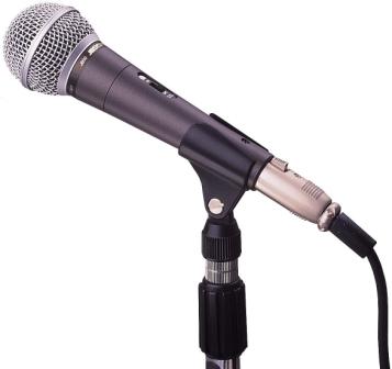 caratteristiche microfono audio
