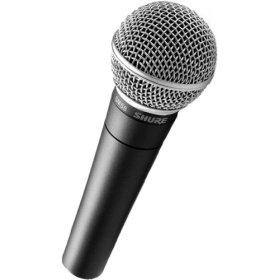 microfono shure sm 58 voce