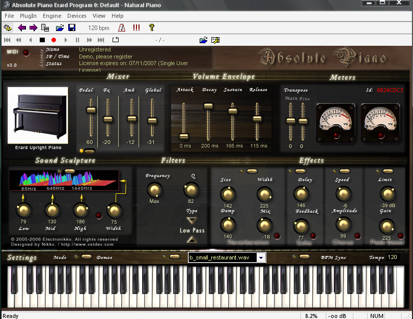 piano virtuale online