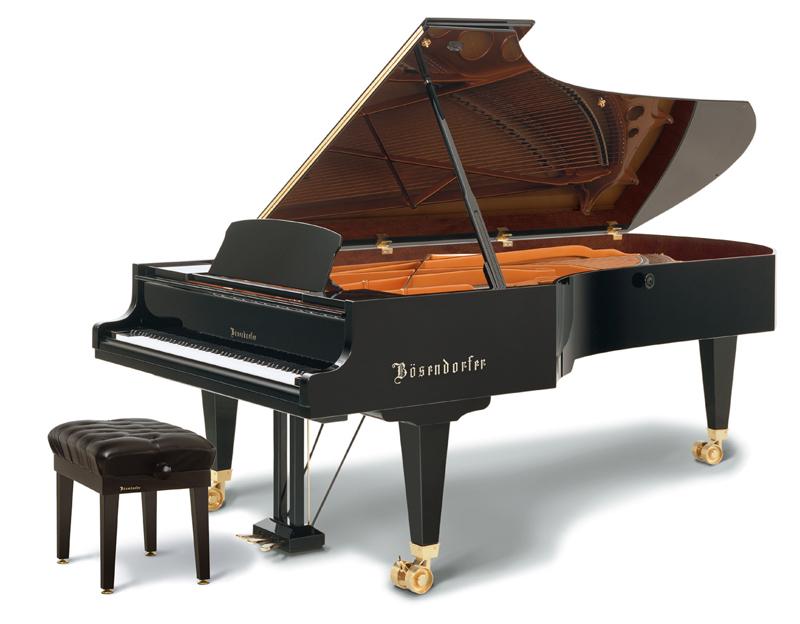 pianoforte a coda bosendorfer 290 imperial