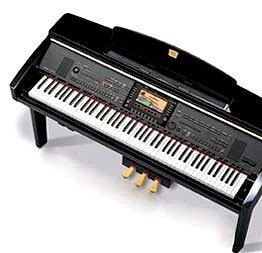 clavinova pianoforte digitale yamaha