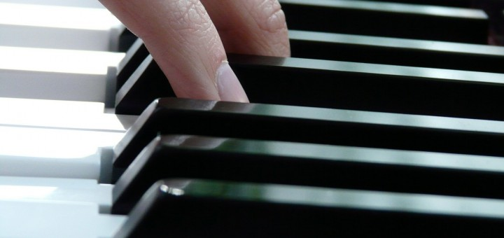 pianoforte dita