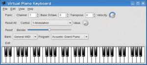 prpgramma pianoforte virtuale
