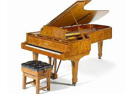 porgramma pianoforte esame conservatorio