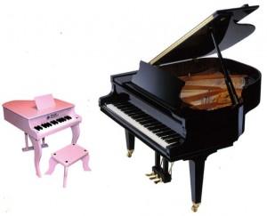 corso medio : programma pianoforte
