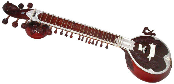 sitar musica indiana