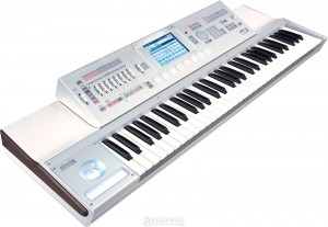 tastiera korg m3 sintetizzatore