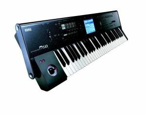 tastiera synth korg