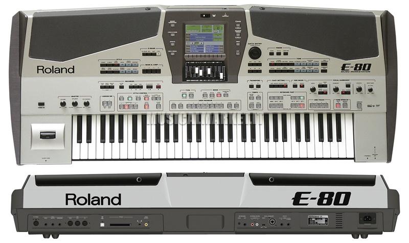 tastiere roland